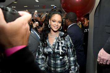PornHub Honors Rihanna's Birthday For A Second Year In A Row