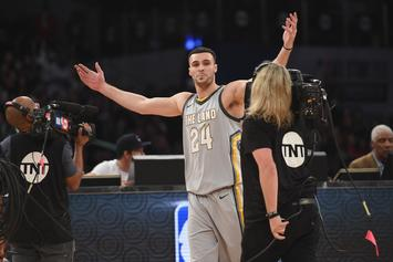 Cleveland Cavalier Larry Nance Jr. Is Reluctant To Live In Mom's Basement