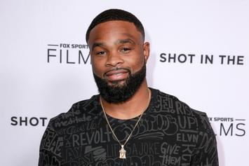 "UFC's Tyron Woodley Says Tekashi69 LAX Fight Is ""Embarrassing"""