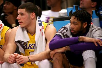 Brandon Ingram Reveals How He Feels About Lonzo Ball's Music