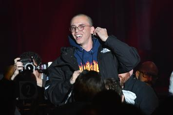"Logic ""44 More"" Recording Process Revealed"