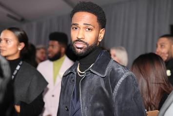 Big Sean Working In The Studio With James Fauntleroy