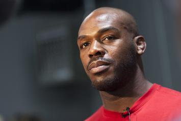 Jon Jones' Fighting License Revoked By CSAC