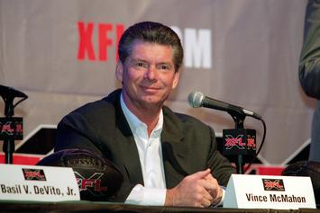 Vince McMahon Reportedly Sells $100M Of WWE Shares To Fund XFL