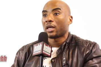 """Charlamagne Tha God Asks Why Fergie's """"Brain Took A Knee"""" During National Anthem"""