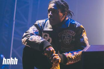 Yams Day 2018: Here Are Photos Of A$AP Rocky & Co. Before Shit Got Shut Down