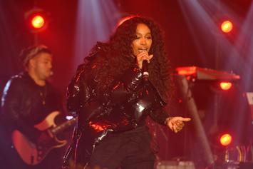 "SZA Performs ""Supermodel"" On ""Tonight Show with Jimmy Fallon"""