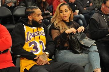 Nipsey Hussle Announces Lauren London Break Up On Twitter