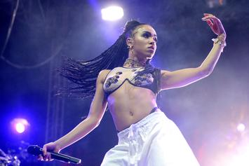 FKA Twigs Stars In Trippy New Commercial For Apple's HomePod