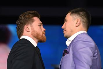 Canelo Alvarez Blames Contaminated Meat For Failed Drug Test