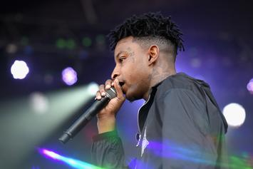 Is 21 Savage Thirsty For Kylie Jenner?