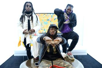"""Migos """"Culture II"""" Goes Platinum In Less Than Six Weeks"""