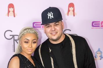 Rob Kardashian Reportedly Sabotaging His Reality Show With Blac Chyna