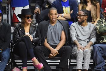 """Kendrick Lamar, Beyonce, Jay Z Reportedly Attending """"Top Secret"""" Obama Birthday Party"""