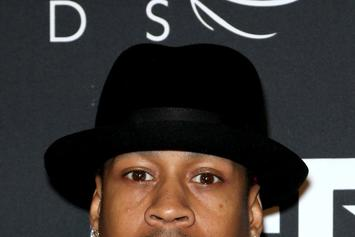 Allen Iverson Gives Hilarious Response When Asked If He'd Ever Coach In NBA