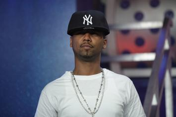 Juelz Santana Reportedly Flees Newark Airport After TSA Finds Gun In His Bag