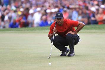 Tiger Woods To Serve As Captain For Presidents Cup