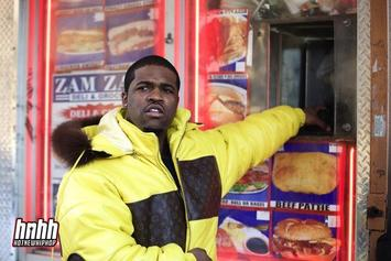 """ASAP Ferg Speaks On His Uncle """"Psycho"""" & Working At Ben & Jerry's"""