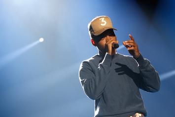 "Stream Chance The Rapper's New Project ""Coloring Book"""