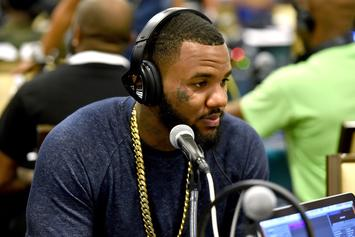 The Game Claps Back At Stevie J Following Comments Made About His Picture With Joseline