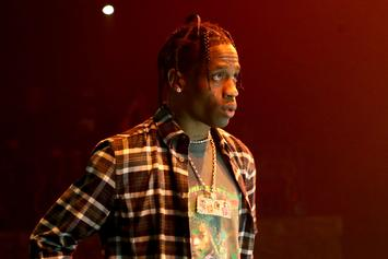 Travi$ Scott Debuts Full Version Of His Upcoming Young Thug & Quavo-Featured Record