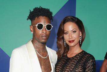 "Amber Rose & 21 Savage Are ""Still Together"" Amid Break Up Speculations"