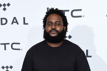 "Listen To Bas' New Album ""Too High To Riot"""