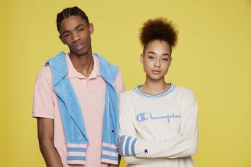 Champion Unveils Colourful Spring/Summer 2018 Collection