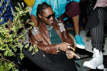 """Future's """"EVOL"""" hits #1 In Its First Week"""