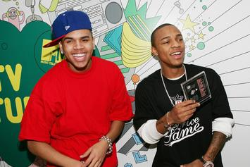 """Chris Brown Responds To Bow Wow's """"Drunk Off Ciroc"""" Subliminals"""
