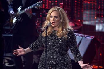 """Adele's Karaoke Version Of Kanye West's """"Monster"""" Has Pushed It Back Up The Charts"""