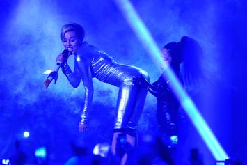 Miley Cyrus Slapped With $300 Million Lawsuit For Copyright Infringement