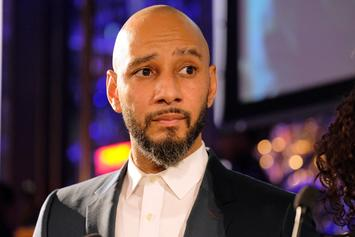 Swizz Beatz Calls Out H&M's Latest Apology, Gets Blocked