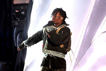 "Stream Lil Uzi Vert's Debut Project ""Luv is Rage"""