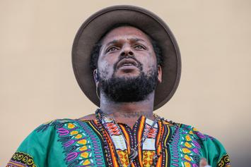 "ScHoolboy Q Celebrates His Birthday By ""Bumpin"" His New Album"