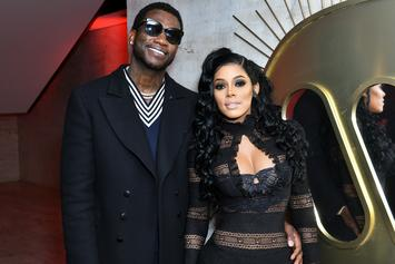 Gucci Mane Shows Off Icey New Chain For Wife Keyshia Ka'Oir