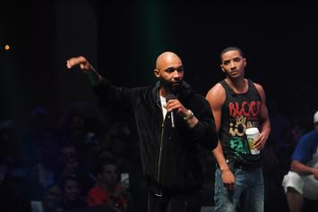 Joe Budden's Son Releases Song Airing Out Their Differences