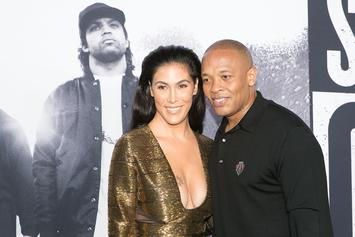 """Dr. Dre On Meeting The Actor Who Portrayed Him In Straight Outta Compton: """"It Freaked Me Out"""""""