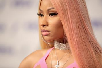 Nicki Minaj Donated $5,000 To Amber Rose's SlutWalk Protest