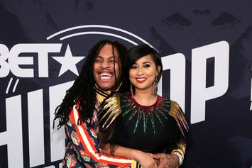Tammy Rivera Reveals Waka Flocka's New Tattoo Of Their Daughter