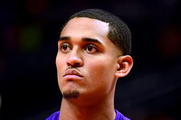 "Jordan Clarkson Thinks Dinosaurs Were Pets For ""Bigger People"""