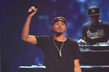 J. Cole Makes Good On Promise Of Attending Fan's Graduation