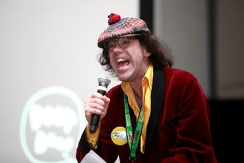 Cole Bennett Links With Nardwuar The Human Serviette At SXSW
