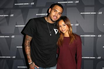 Chris Brown & Karrueche Reportedly Get Into A Heated Argument In Public