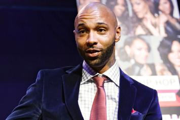 """Joe Budden Is Headed To VH1's """"Couples Therapy"""""""
