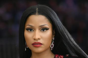 "Nicki Minaj ""Demands"" Orgasms, Advises Women To Do The Same"