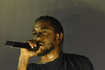 Kendrick Lamar Scores First Number One Record