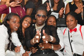 """Young Thug Calls For """"War, Rage, Chaos"""" In Baltimore"""