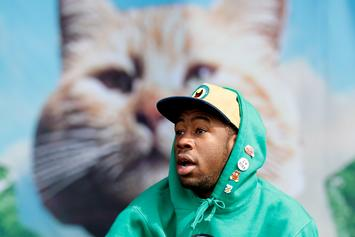 """Tyler, The Creator Says """"Smuckers"""" Beat Was Intended For Kanye West & Jay Z"""
