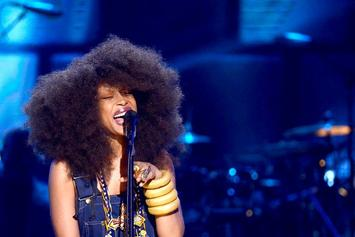 There's An Erykah Badu Western Streaming On TIDAL